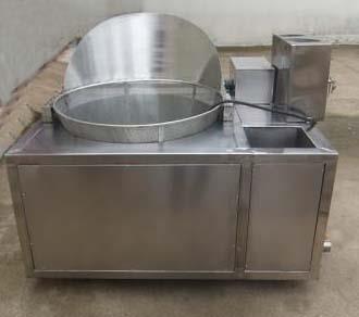 合肥电加热油炸机