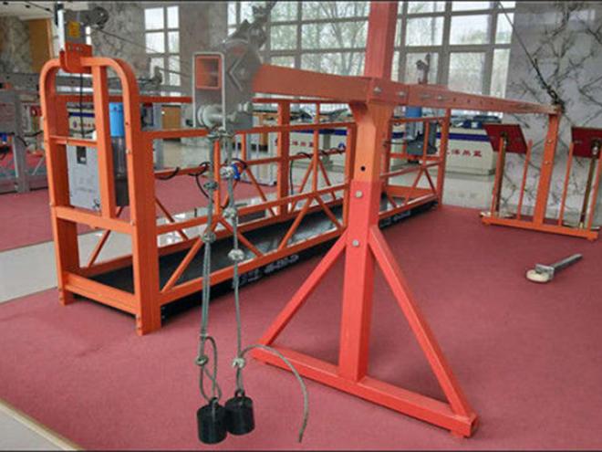 泉州建筑吊篮上需要重视的配件地方有哪些?