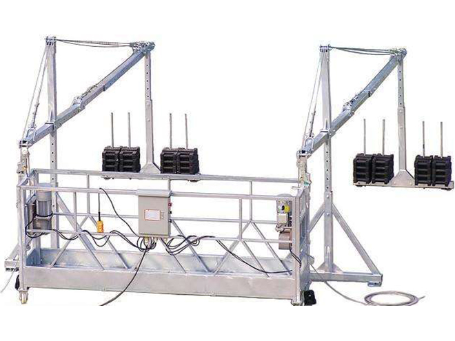 泉州高空作业电动吊篮