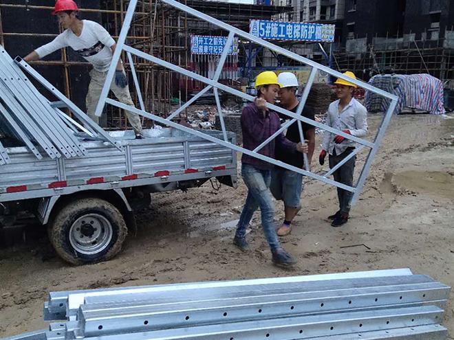 泉州外墙施工吊篮悬挂的安装步骤包括哪些