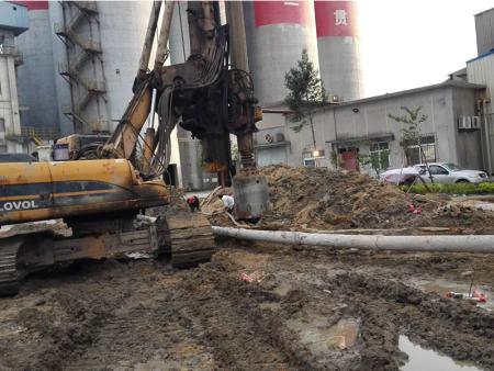 路桥桩基-长乐水泥厂