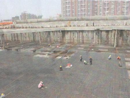 建筑基坑支护-南安源昌财富中心