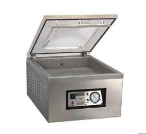 白银食品真空包装机