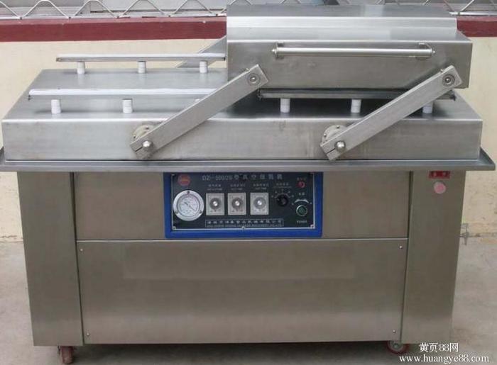 食品真空包装机的维护及操作规范