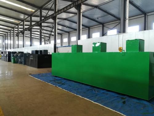 造纸厂一体化污水处理设备