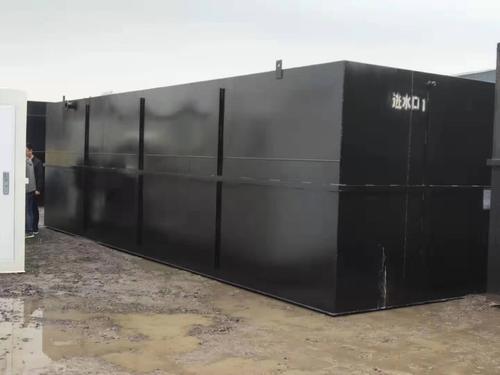 小型造纸厂污水处理设备