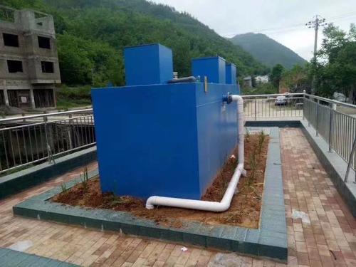 制药厂地埋式污水处理设备