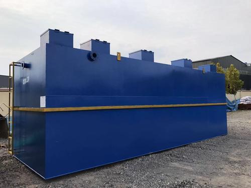 制药厂污水处理一体化设备