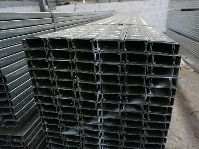 [瑞诚] 钢结构材料-C型钢