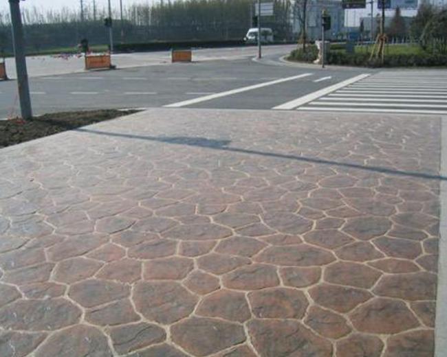 福州艺术压花地坪
