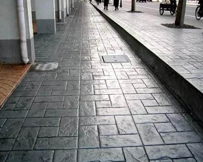 环氧磨石艺术地坪