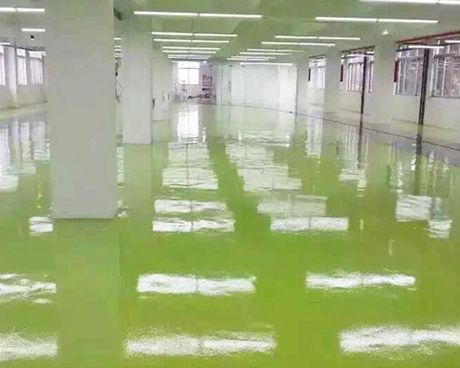福州防腐车间地坪