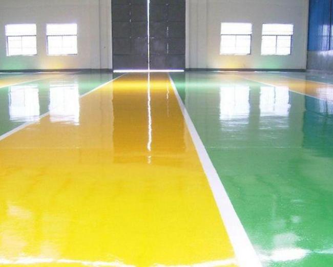 福州防腐防渗地坪
