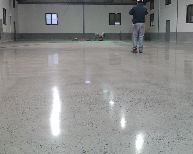 福州彩色密封固化地坪