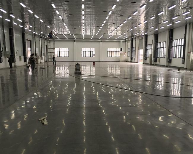 福州密封固化剂晶面地坪