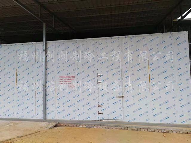 大型冷库安装工程