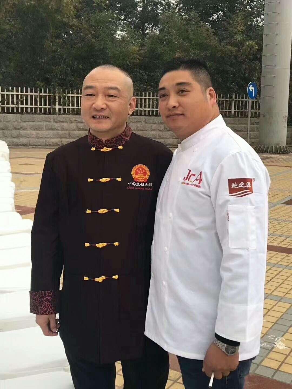 咸阳酒店厨师长服装定制