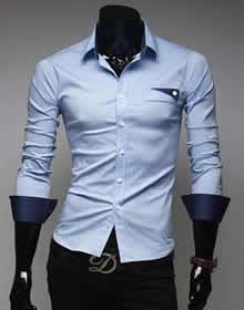 外贸衬衫定制