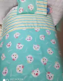 幼儿园床上用品定制