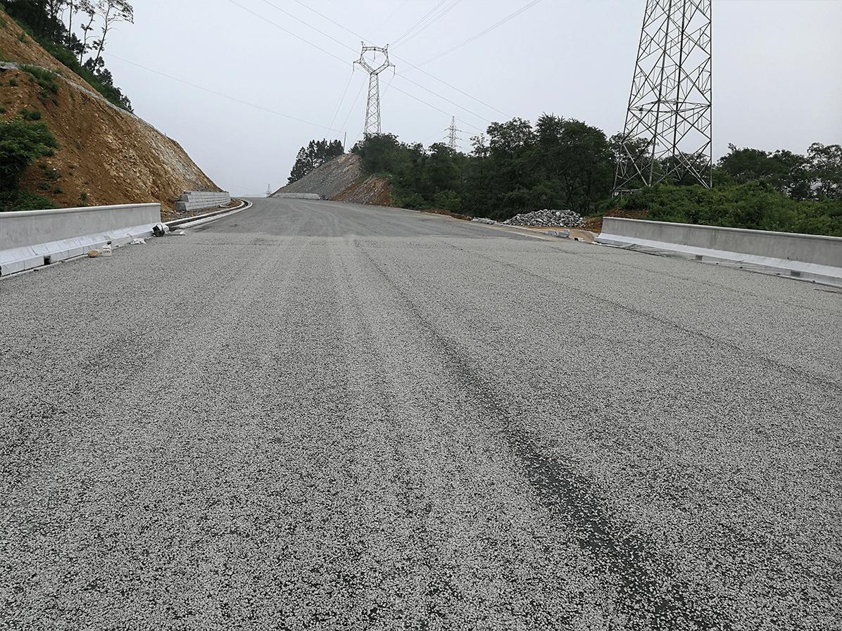高粘乳化瀝青砂封層