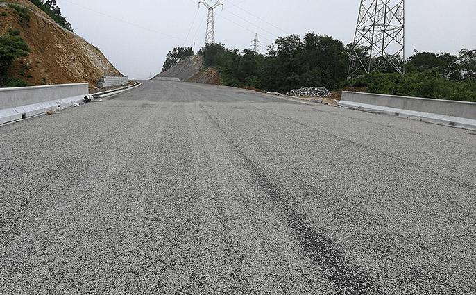高粘乳化沥青砂封层