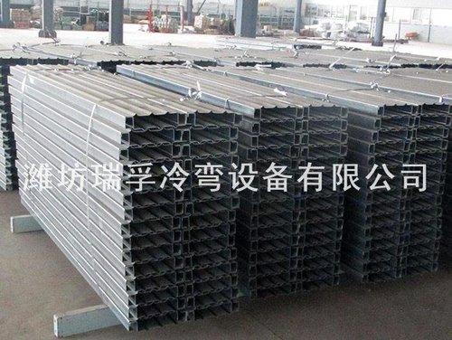 立体车库型材系列成型设备价格