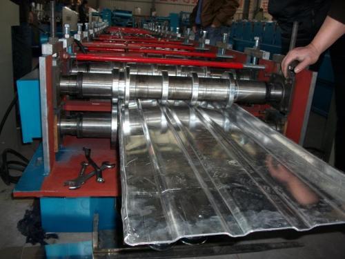 电缆桥架生产线的调试流程