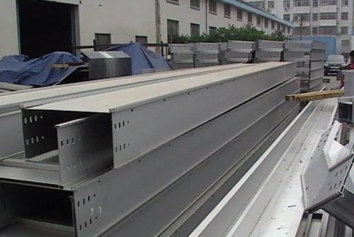 电缆桥架设备的电缆铺设的应用介绍