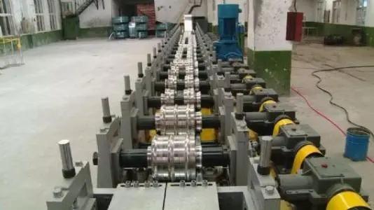 立体车库型材系列成型设备