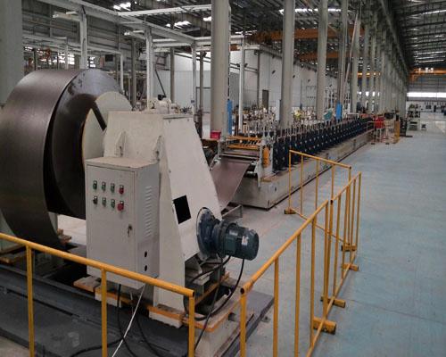 车厢板成型设备生产厂家