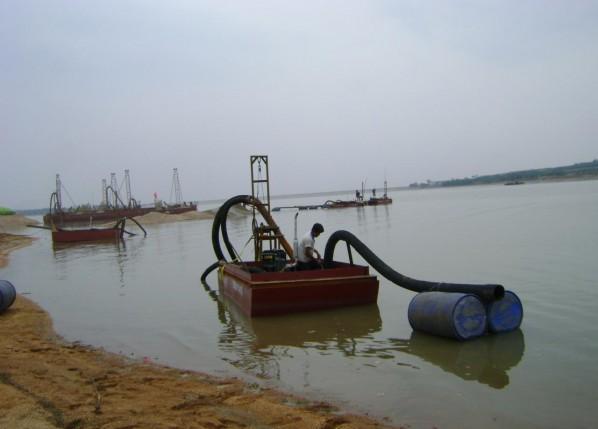 抽沙设备的电动机常见故障及维护