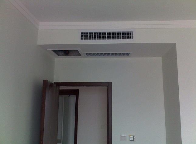 眉山中央空调安装