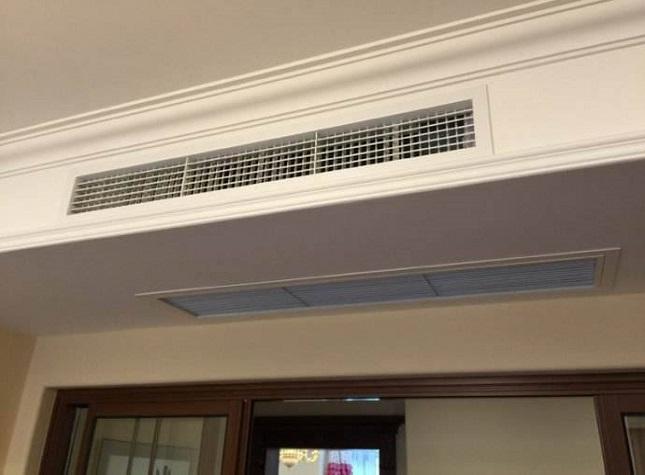 彭山家用中央空调安装