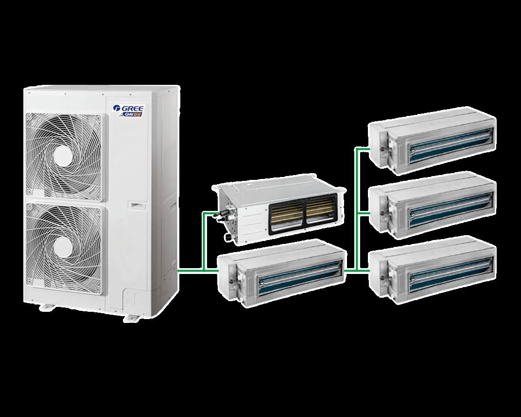 眉山中央空调专卖店介绍关于家用中央空调设计的一些小知识