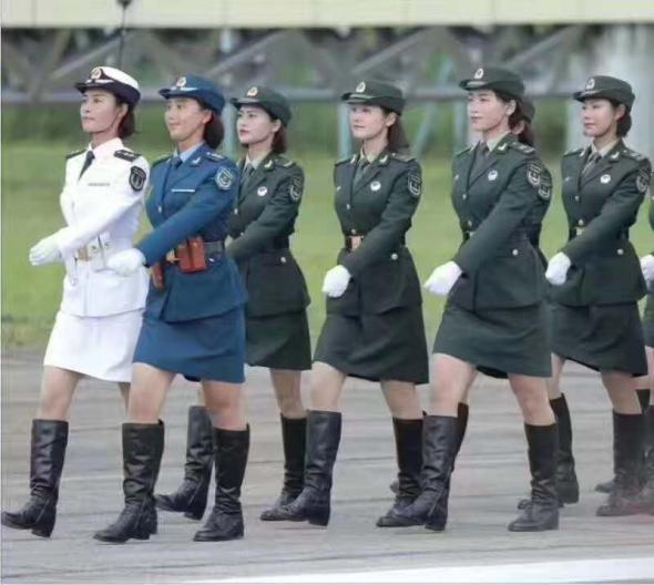 海陆空士官常服