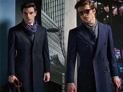 大衣款式系列