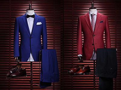 西服套装款式
