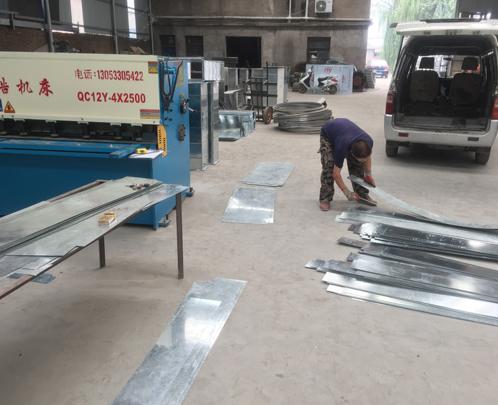 金屬板材加工