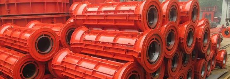 带大家了解水泥制管机器防止损耗的注意事项?