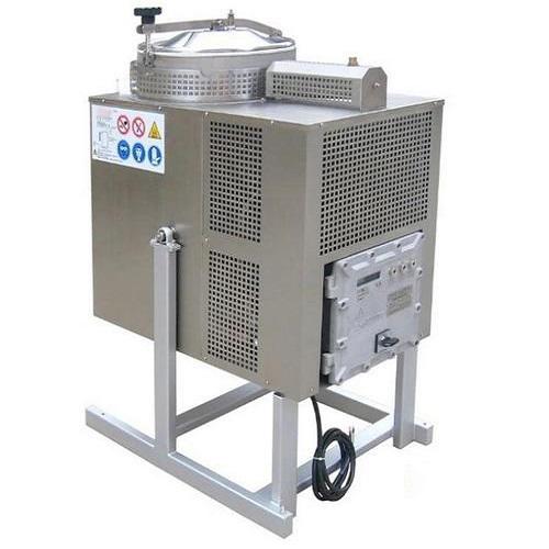防爆数控溶剂回收机