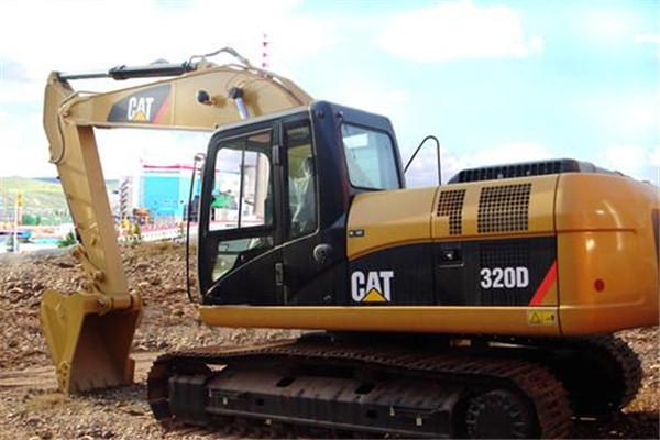 卡特挖掘机发动机难启动维修故障分析