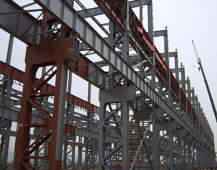 轻钢结构厂家安装