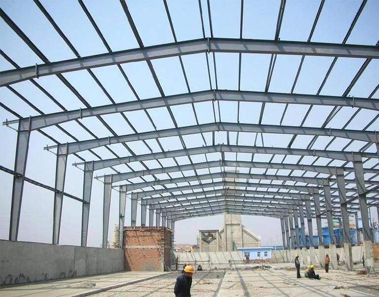 钢结构厂房报价