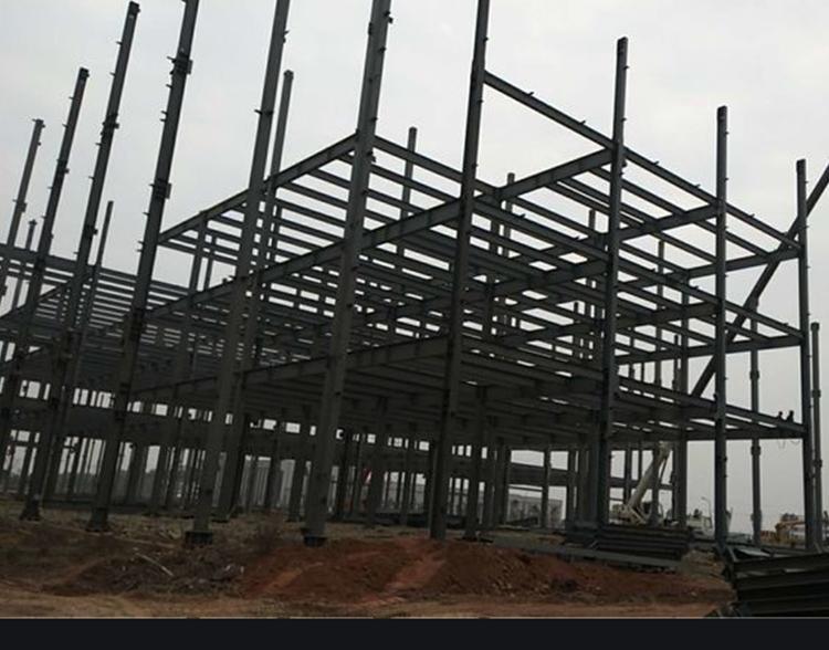 云南立体车库钢结构工程