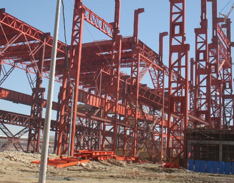 昆明仓库钢结构厂房工程