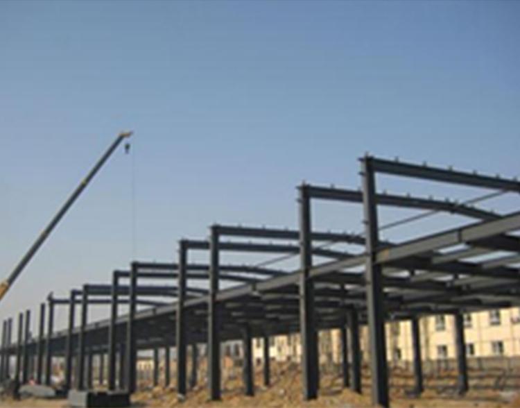 昆明钢结构铺面工程