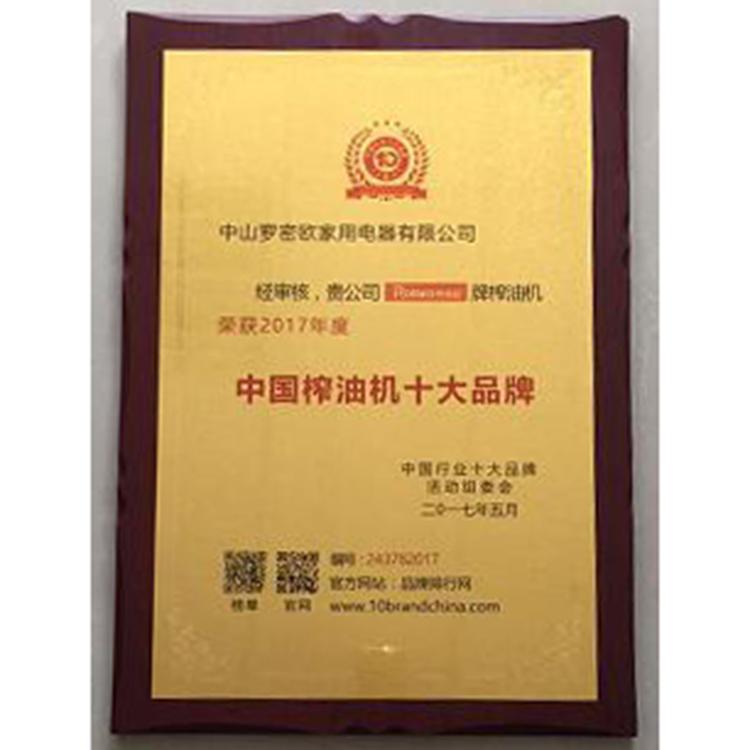 中国榨油机十大品牌