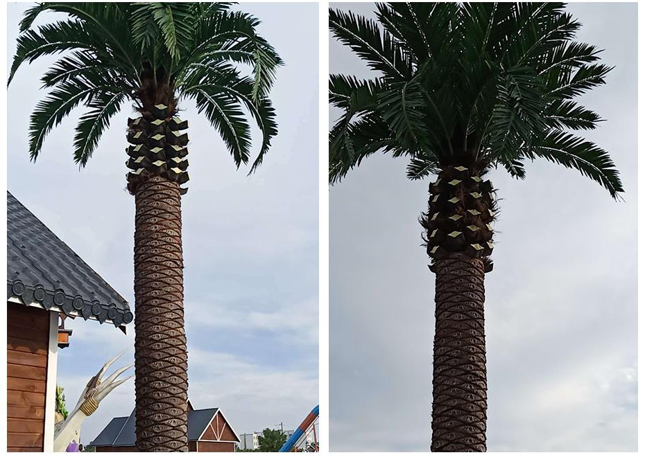 成都仿真椰子树
