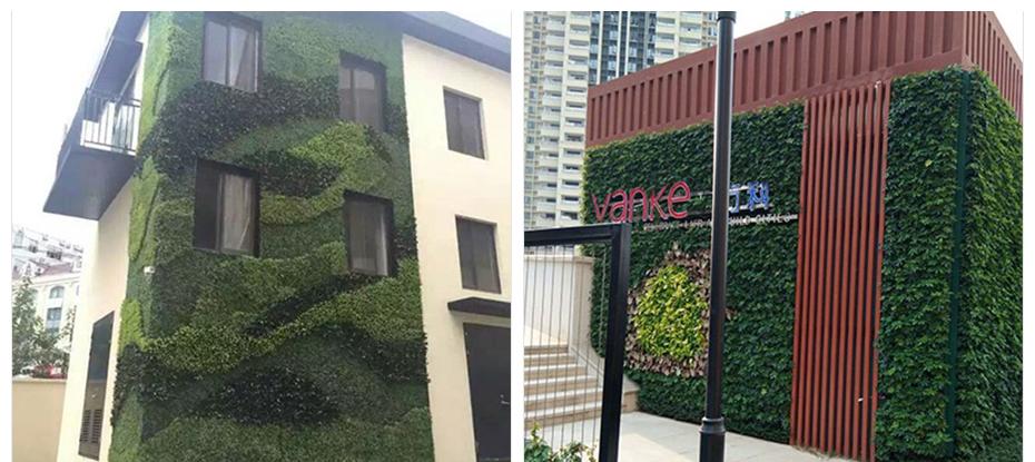 成都户外绿植墙