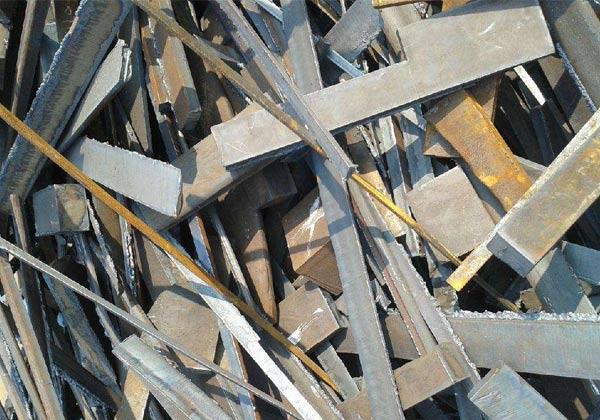 废旧铁制品回收